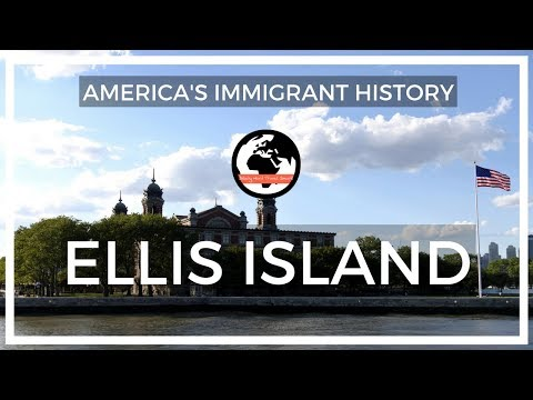 America's Immigrant History: A Visit to Ellis Island