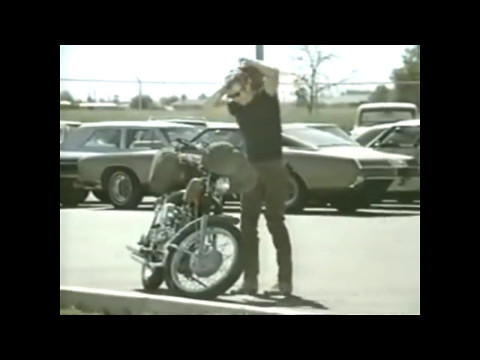Michael Parks - Long Lonesome Highway ( Then Came Bronson song )