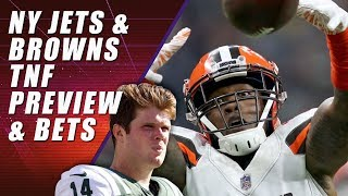 New York Jets vs Cleveland Browns: Thursday Night Football