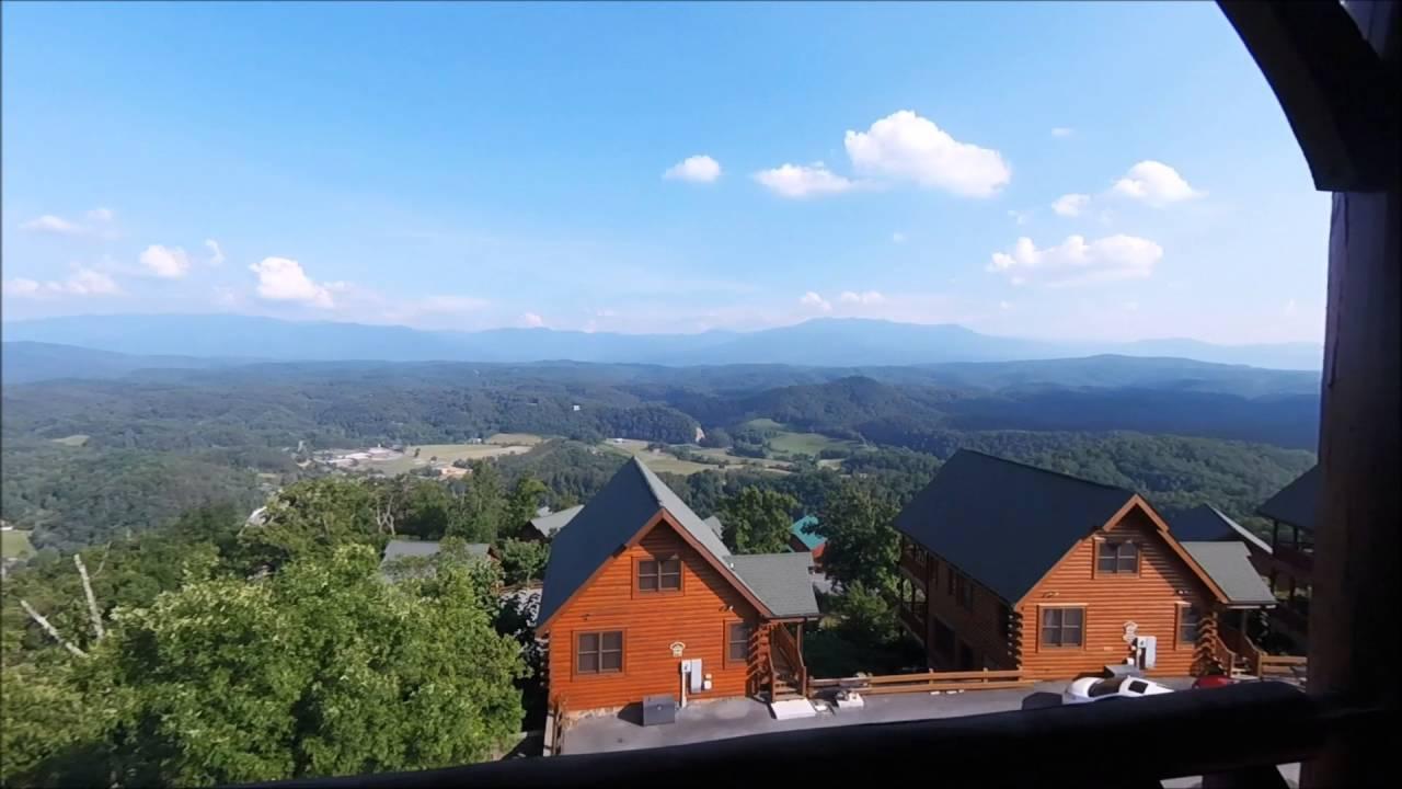 livin high cabin, legacy mountain resort - youtube
