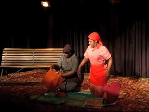 """Khanya Theatre Festival 2009 """"Time Out"""""""