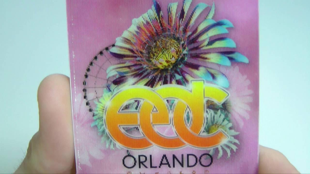 Unboxing Edc Ticket Box Wwwmiifotoscom