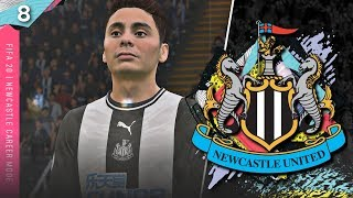 FIFA 20 NEWCASTLE CAREER MODE! | THE GAME HAS CHANGED! [#8]