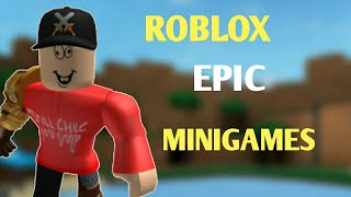 Playing ROBLOX!!!! / Epic Minigames / just having fun