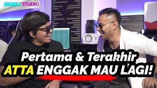 Judika Feat Atta Halilintar Tersenyumlah Sobat Judika Studio MP3