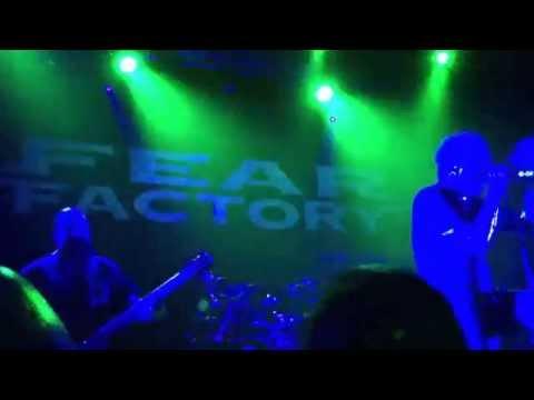 Fear Factory - ProtoMech - Genexus @ Splendid LILLE 07.07.2015