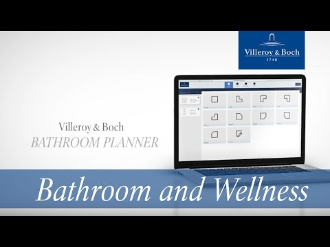 Online Bathroom Planner - Design your dream bathroom | Villeroy & Boch| Villeroy & Boch