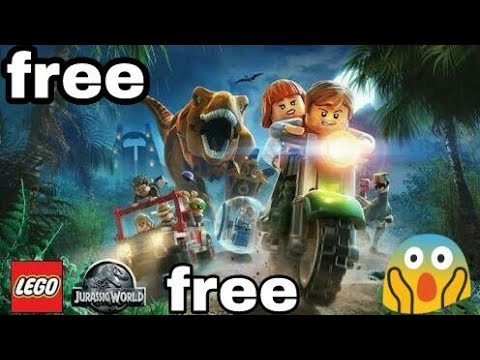 Download LEGO Jurassic World For Free Android For Apk And Obb