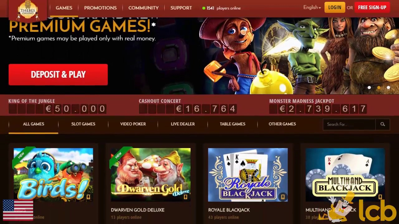 Thebes casino review paypal gambling sites csgo
