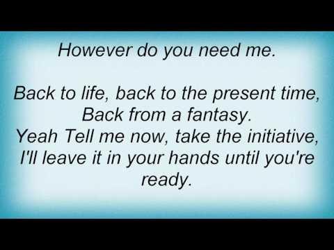 Soul Ii Soul - Back To Life Lyrics