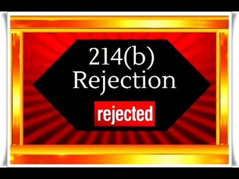 214b Rejection Explained and Hints
