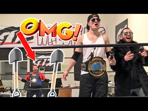 Real Life: Did Tommy QUIT? GRIM BURIES JAY EVANS! GTS Wrestling SUPERCARD EVENT!
