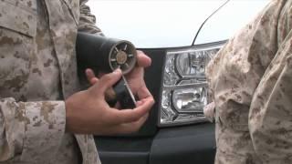 Marines Test New Mortar System