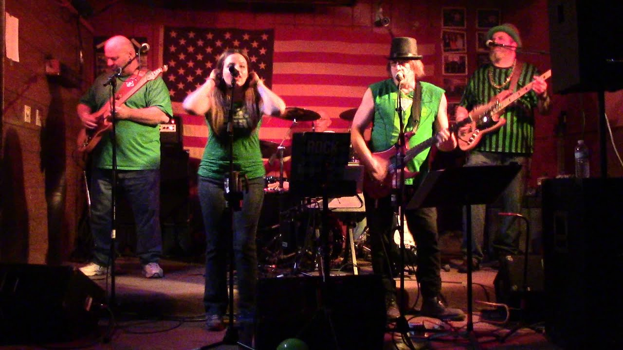 Sofa King Cool band 3 courtesy Bayou Blues Guitars