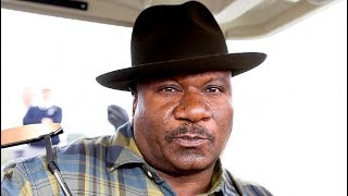 Police Held Ving Rhames at Gun Point at His Own Home