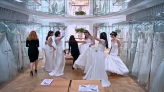 Medcezir benim ol, wedding dress