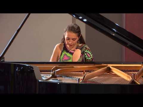 Debussy Le  petit negre- Inga Fiolia (Klavierfestival Ruhr)