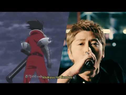 Nanatsu no Taizai Season 2 (Imashime no Fukkatsu) Opening Full Song + Lyrics [FLOW × GRANRODEO –