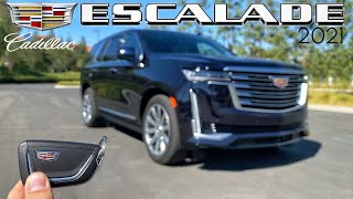 The 2021 Cadillac Escalade is The King of 3-Row Luxury SUVs Once Again (In-Depth Review)