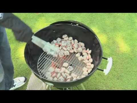 Weber Grills- Indirect and Direct Charcoal Grilling
