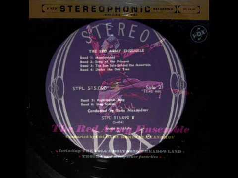 Red Army Ensemble: Meadowland (Vox, STPL 515.090, circa 1965)