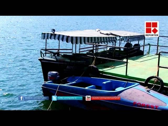 Idukki Dam Boating