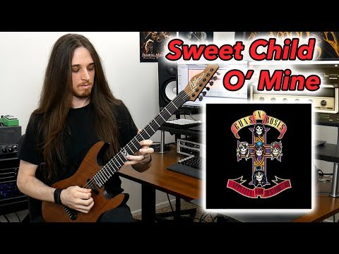Guns N' Roses – Sweet Child O' Mine Solo with Bias Amp 2!