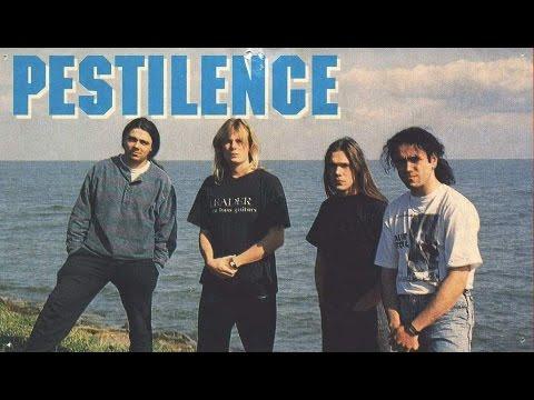 PESTILENCE - Live in Wels 93' (Spheres Era) FULL SET - 1993