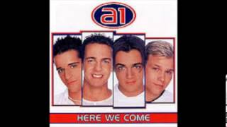 a1 9 walking in the rain here we come 1999 audio only