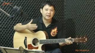 Hướng dẫn đệm hát ca khúc  Niệm khúc cuối    Lê Hùng Phong LNT Guitar   YouTube