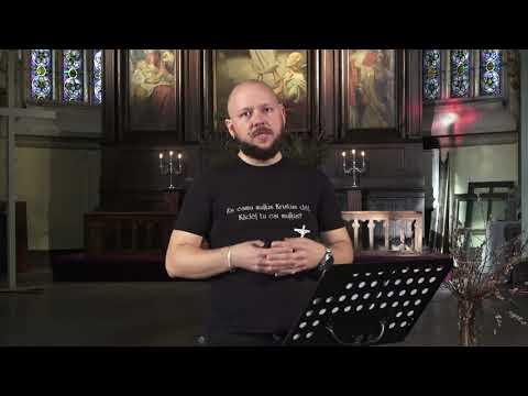 28.03.2021  |  StepUp  I  Rīgas Sv. Pāvila draudzes dievkalpojuma sprediķis