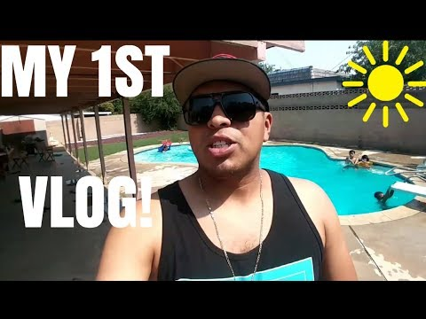 My First Vlog (Lancaster Ca)