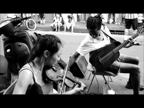 Street Music - French Quarter of New Orlean - Louisiana - anouslamerique.com
