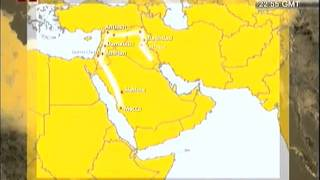 Geographical references to the migration of Jesus (as) towards the Lost Sheeps of Israel PART 1.flv