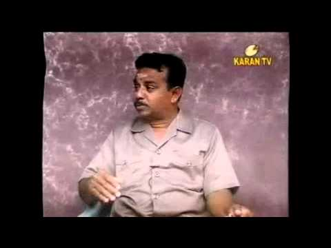 Selvarajan (Karan TV Interview- Tirunelveli)