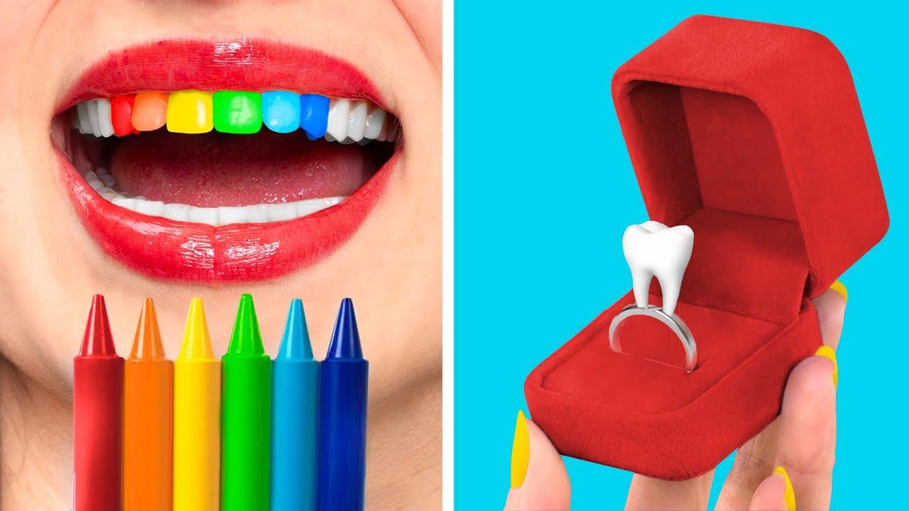 Quand T'es Ami Avec Un Dentiste / 19 Situations Amusantes