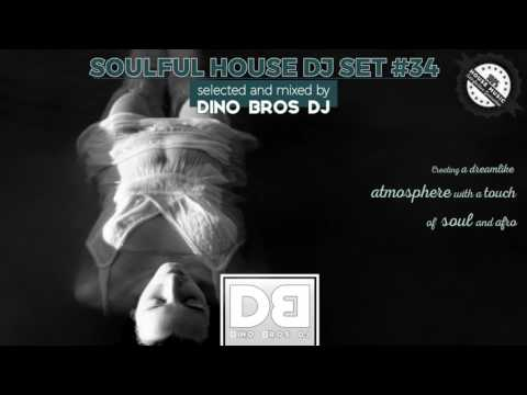 Soulful House mix #34 - Oneiric soul with a touch of afro