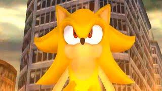 Золотой Соник // Sonic Adventure финал