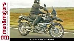 2002 BMW R1100GS Review