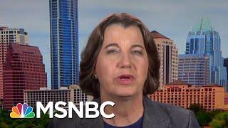 'Not Ruling Out' Lawsuit Against Donald Trump: VP Of Planned Parenthood | Hallie Jackson | MSNBC