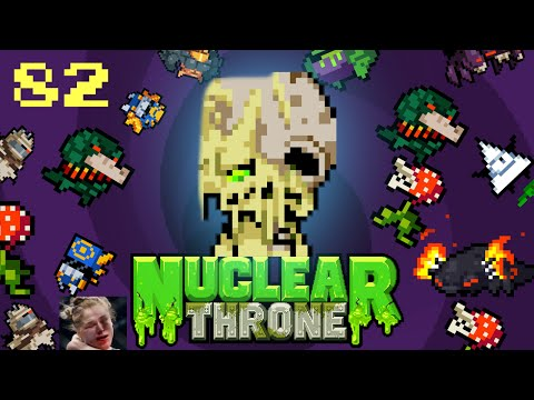 Casual Melting Run | Nuclear Throne 82