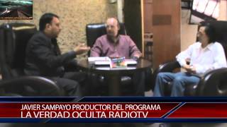 Alex Gonzalez, Daniel Harari y Javier Sampayo LA GRAN MESA REDONDA EXLUSIVA