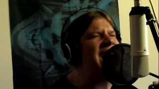 Eluveitie - Uxellodunon Vocal Cover (On Stage with Eluveitie Contest)