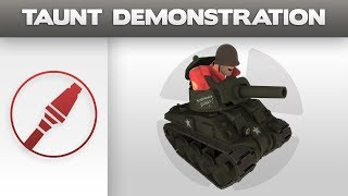 Taunt Demonstration: Panzer Pants