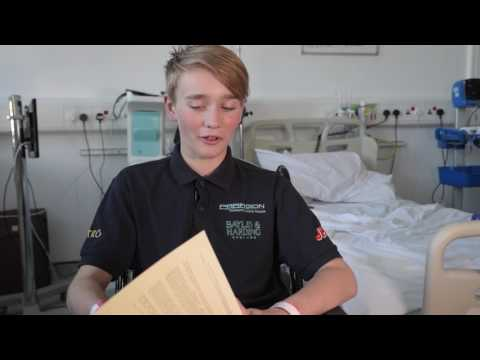 Billy Monger - A special letter