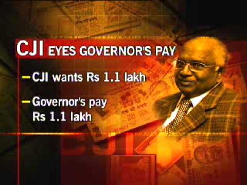 Now, Judges Demand Pay Hike