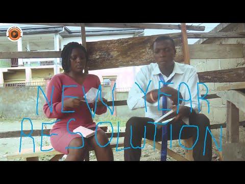 Pastor Chris 237 Comedy (New year Resolution) Staring Felma (Shot by Ekema Brian)