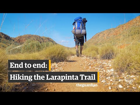 End to end: Hiking the Larapinta Trail