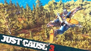 FUNNY & EPIC MOMENTS  :: Just Cause 3 PC Gameplay