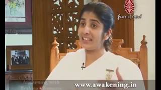 "Awakening with Brahma Kumaris-""Supreme God""-Suresh Oberoi with sister Shivani EP-37"